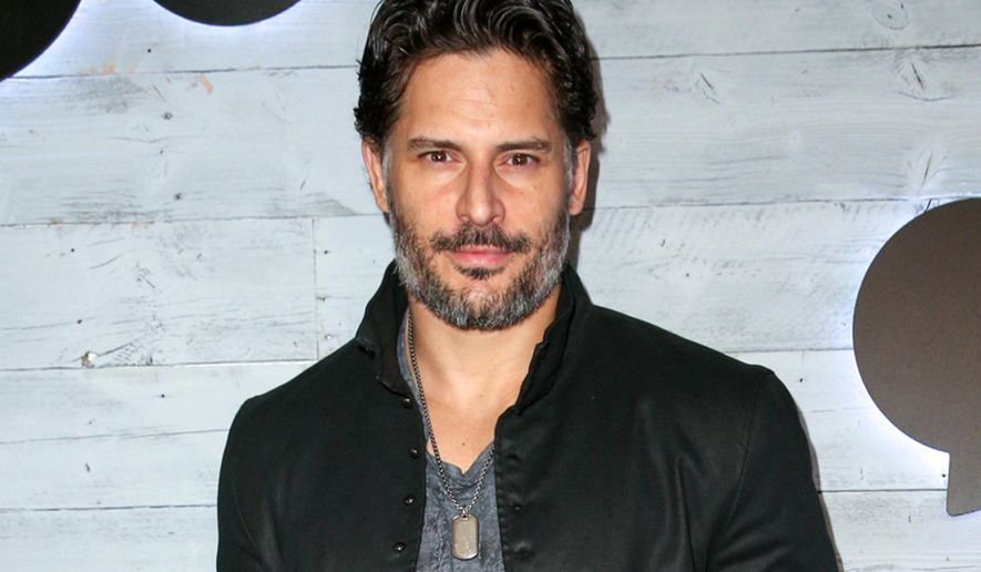 FILE - In this Sept. 24, 2015 file photo, actor Joe Manganiello arrives at the Go90 Sneak Peek of Social Entertainment Platform Event in Beverly Hills, Calif. Manganiello will portray supervillain Deathstroke in the upcoming Batman film. (Photo by Rich Fury/Invision/AP, File)