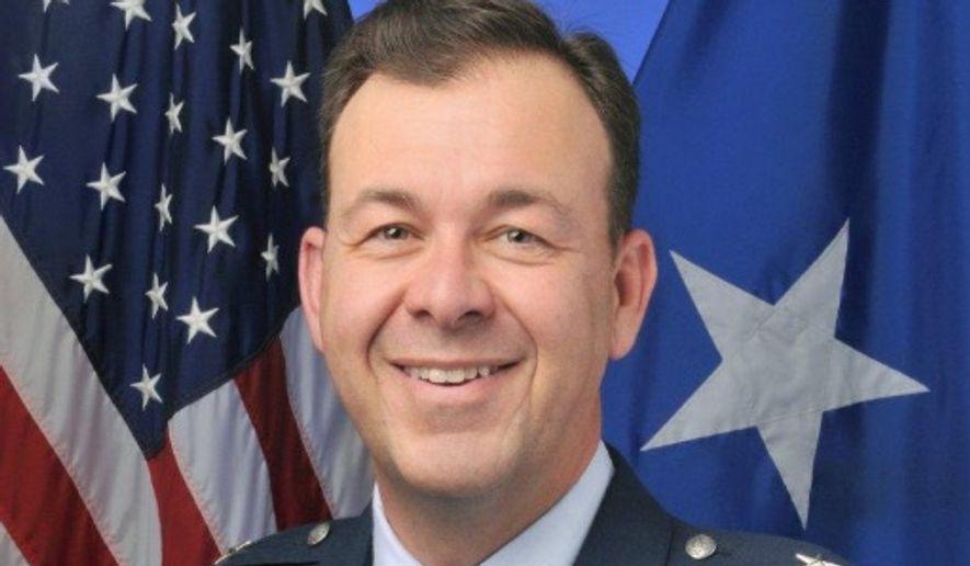 Retired Brig. Gen. Gregory Touhill. (www.defense.gov)