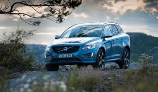 The 2016 Volvo XC60 is a smaller sized luxury crossover SUV, and like Volvo promises, it's safe with lots of space inside for comfort. (Photo by Volvo)