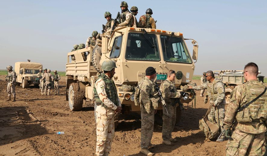 U.S. and Iraqi officials cast Ramadi as proof that coalition training efforts have paid off and the Iraqi military has improved since its catastrophic collapse in the summer of 2014. But some analysts say the fight that wrested the city from the Islamic State group highlights the military's lingering shortcomings and isn't a model for trying to retake Mosul. (Associated Press)