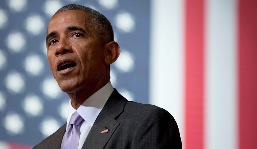 President Obama has said his commuting prisoner sentencing is aimed at addressing disparities in sentences given to minorities. (Associated Press)