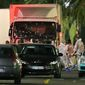Lahouaiej-Bouhlel drove a truck through a Bastille Day crowd, killing 86. Authorities say he had traded text messages with Islamic State followers during the planning. (Associated Press)