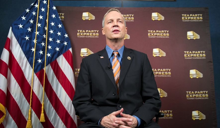 Florida Rep. Curt Clawson said Congress spends billions overseas so should be able to support a $1.1 bilion package to combat the Zika virus. (Associated Press)
