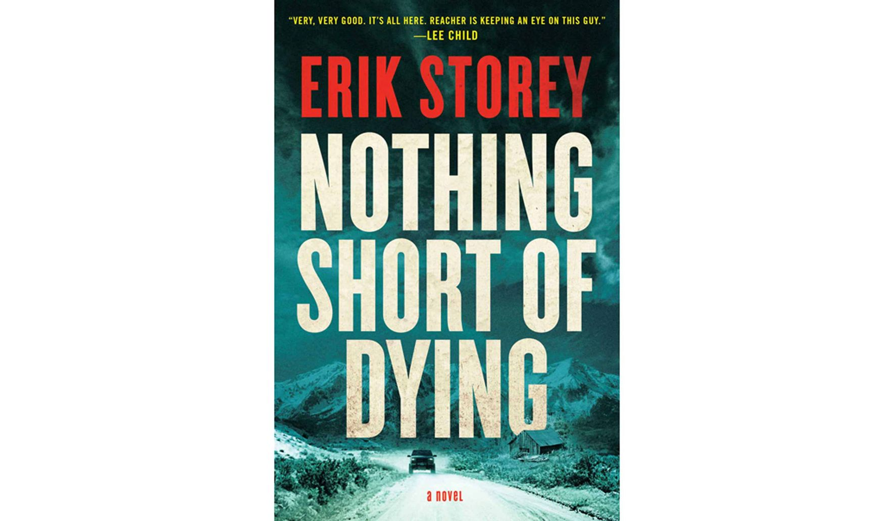 BOOK REVIEW: 'Nothing Short of Dying' - Washington Times