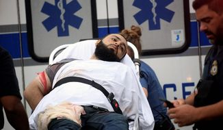 Ahmad Khan Rahami, who is suspected of planting bombs in New York and New Jersey, was arrested after a shootout with police on Monday in Linden, New Jersey. Authorities were trying to unravel what has become a confusing new chapter in America's war on terrorism. (Associated Press)