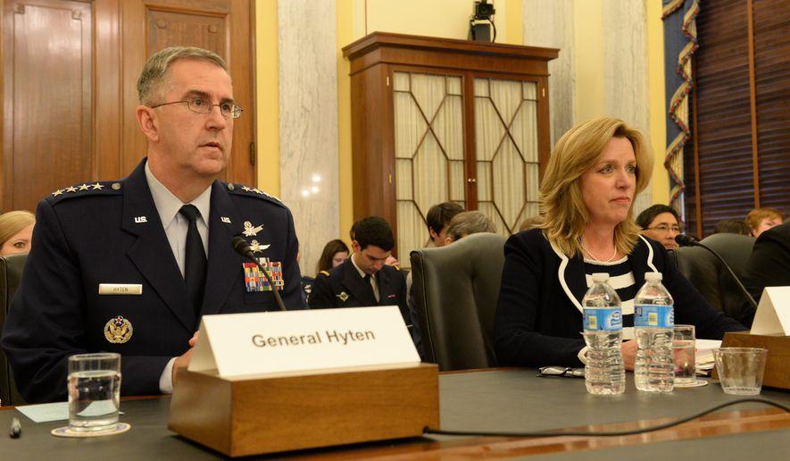 Gen. John E. Hyten