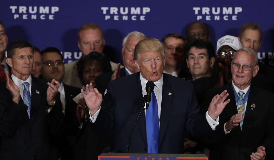 Ap Fact Check Donald Trumps Bogus Birtherism Claim About Hillary