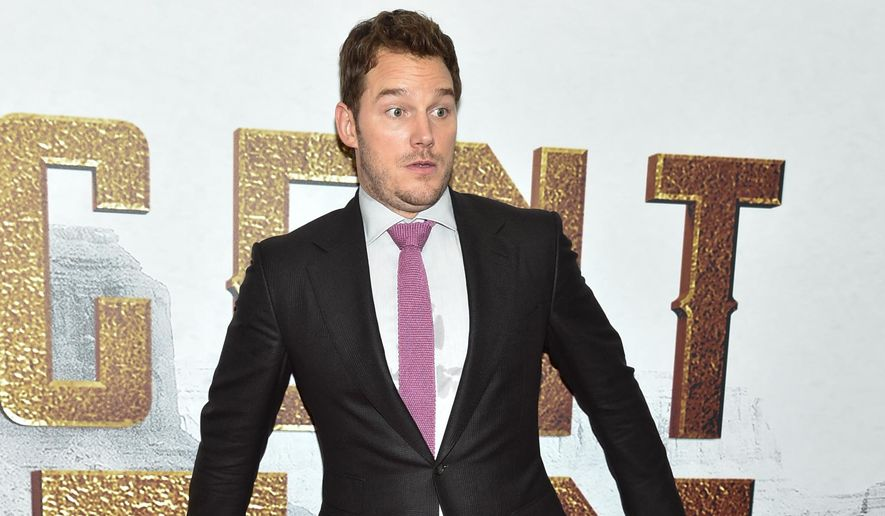 "Actor Chris Pratt attends a special screening of ""The Magnificent Seven"" at The Museum of Modern Art on Monday, Sept. 19, 2016, in New York. (Photo by Evan Agostini/Invision/AP) ** FILE **"