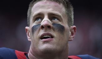 J.J. Watt (Associated Press)