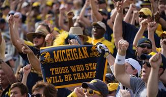 The University of Michigan will implement a new policy that allows students to decide the personal pronoun faculty and staff use to address them. (Facebook, University of Michigan)