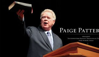 Dr. Paige Patterson is the president at Southwestern Baptist Theological Seminary. Image courtesy of Paige Patterson