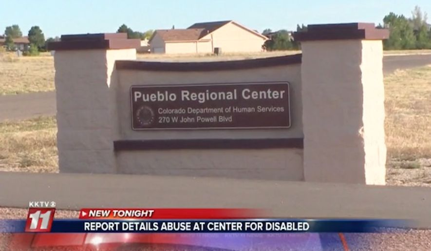 """Employees fired for alleged abuse of disabled residents at Pueblo Regional Center blamed """"paranormal activity"""" for the patients' injuries, according to a federal report. (KKTV)"""