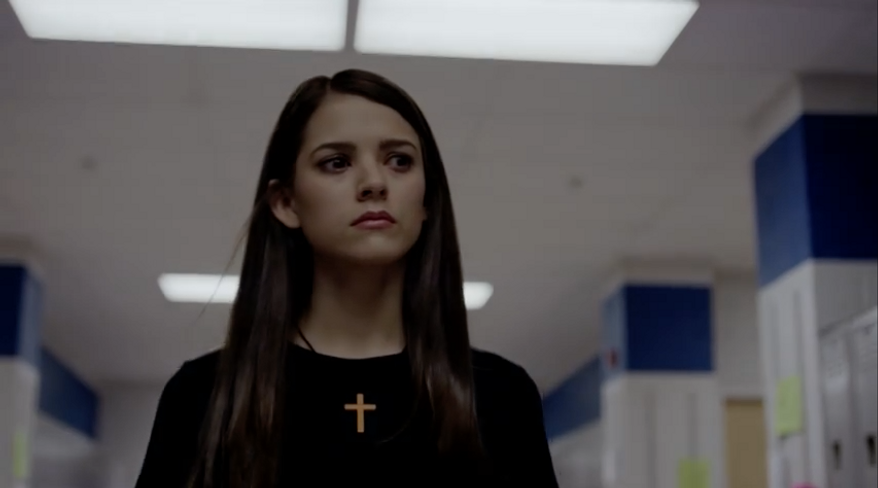 """Screen capture from a YouTube trailer for Pure Flix's """"I'm Not Ashamed."""""""