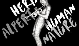 """This cover image released by Herb Alpert Presents shows """"Human Nature,"""" the latest release by Herb Alpert. (Herb Alpert Presents via AP)"""