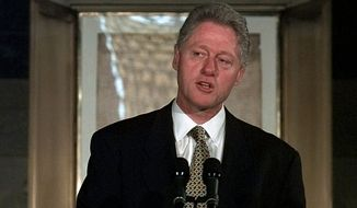 Many of Bill Clinton's pardons were controversial at the time, with even fellow Democrats saying they appeared to be political payback for friends and allies. (Associated Press)