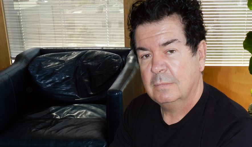 Lol Tolhurst of The Cure.  (Keith Valcourt)