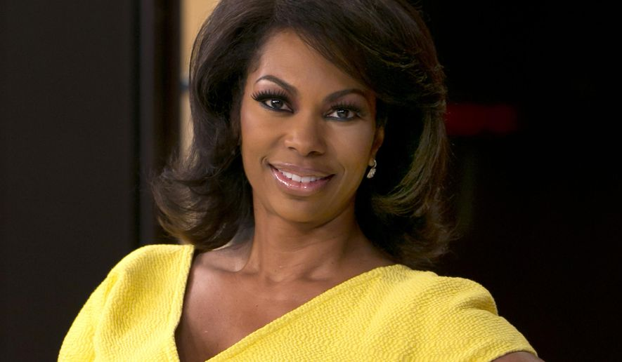 "FILE - In this April 28, 2015, file photo, Fox News anchor Harris Faulkner poses for a photo on the set in New York. Faulkner's lawyer said Wednesday, Oct. 5, 2016, that she settled a $5 million lawsuit against Hasbro over a toy hamster bearing her name. Faulkner sued the Pawtucket, R.I., toy company in 2015 over a toy in its Littlest Pet Shop line. Her lawyer said the toy is no longer sold and the lawsuit was ""settled amicably."" (AP Photo/Richard Drew, File)"