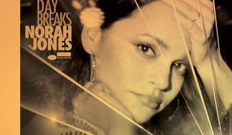 "This cover image released by Blue Note shows ""Day Breaks,"" a release by Norah Jones. (Blue Note Records via AP)"