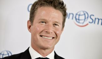 """NBC has suspended Billy Bush from his job as host of the """"Today"""" show's third hour, """"pending further review of the matter."""" (Associated Press)"""