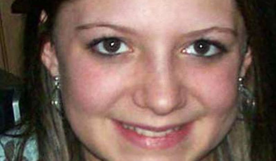 Fifteen-year-old Kayla Berg, of Antigo, Wisconsin, vanished a couple of months before the video was posted in 2009. (National Center for Missing and Exploited Children)