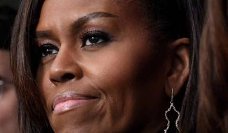 Michelle Obama (Associated Press)