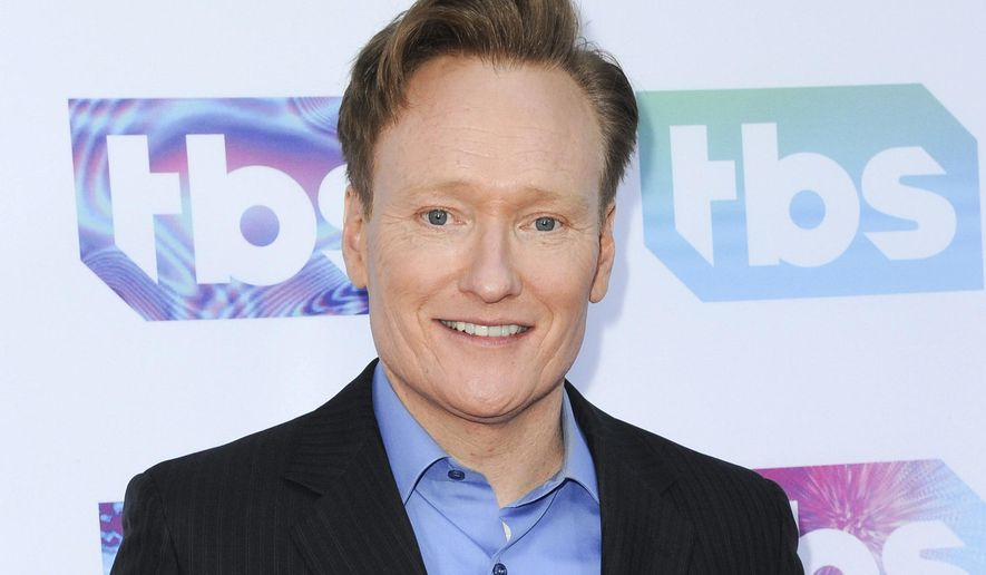 "In this May 24, 2016 file photo, Conan O'Brien attends ""A Night Out With"" FYC Event in Los Angeles. On May 12, 2017, a federal judge ruled that a lawsuit alleging Mr. O'Brien's writers stole jokes from a Twitter user may proceed to trial. (Photo by Richard Shotwell/Invision/AP, File) **FILE**"