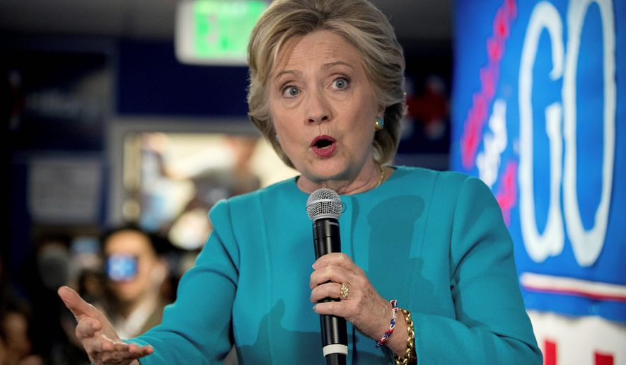 Hillary Clinton tweeted out her support for Planned Parenthood on the group's centennial, while pro-life advocates still are hopeful for an end to the practice. (Associated Press)