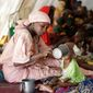 Doctors Without Borders has managed to get aid to a camp in Maiduguri, Nigeria, but as many as 75,000 children will die in the next year as families seeking refuge from Boko Haram find famine-like conditions. (Associated Press)