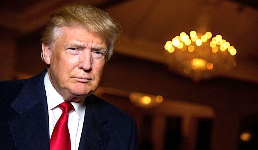 Donald Trump continues to wage an aggressive campaign, and plans to continue. (AP Photo/Andrew Harnick)