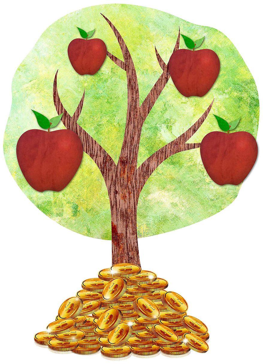 Education Savings Plans Illustration by Greg Groesch/The Washington Times