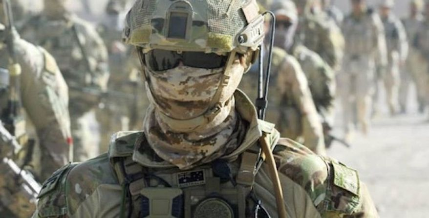 British SAS members and U.S. special operations forces teamed up to free ISIS sex slaves in Syria, sources told The Daily Star Oct. 16, 2011. (Facebook, Special Air Service Regiment) ** FILE **