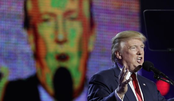 Donald Trump has three weeks to make up ground lost in must-win battleground states before voters have their say on Nov. 8. (Associated Press)