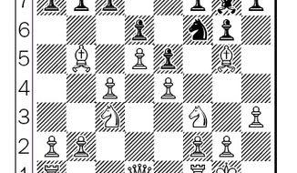 Kholmov-Lutikov after 11...Bc8.