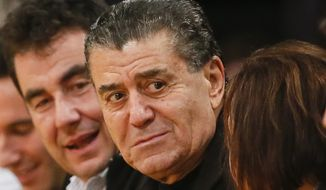 Haim Saban is not just one of the top moneymen behind Hillary Clinton's run, the Univision chairman of the board is also a trusted adviser, message strategist and operative for her presidential campaign, the emails confirm. (Associated Press)