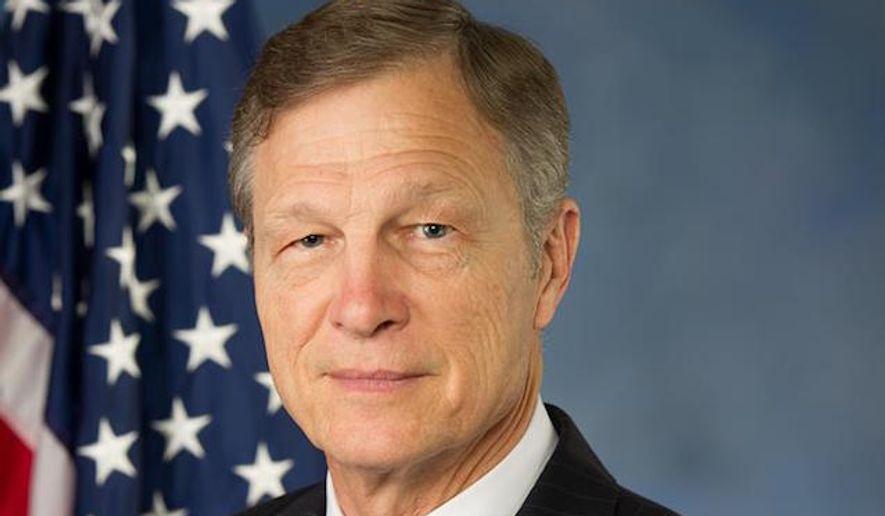 Rep. Brian Babin, Texas Republican. (Wikipedia) ** FILE **