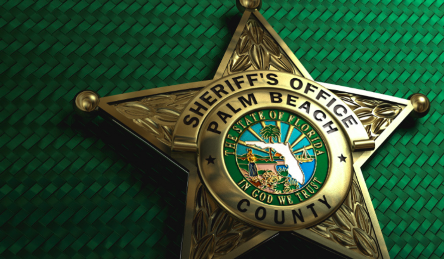 Screen capture from the official Palm Beach County [Fla.] Sheriff's Office website.