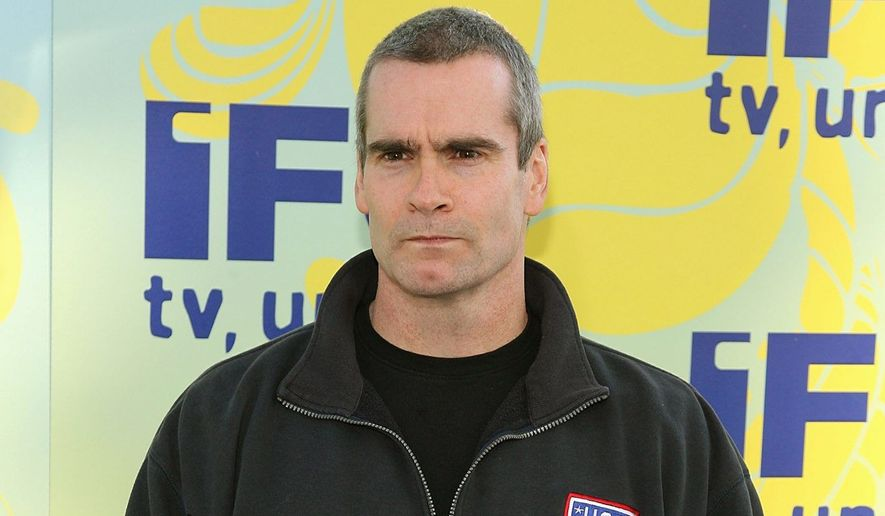 Henry Rollins (Getty Images)