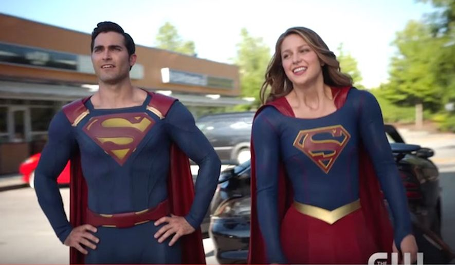 "CW's ""Supergirl"" uses an immigration allegory for its ""Welcome to Earth"" episode to criticize ""America's xenophobic right."" (The CW Television Network)"