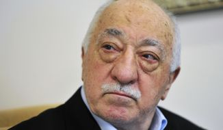 Islamic cleric Fethullah Gulen is accused of orchestrating the coup attempt last year of Turkish President Recep Tayyip Erdogan. (Associated Press/File)