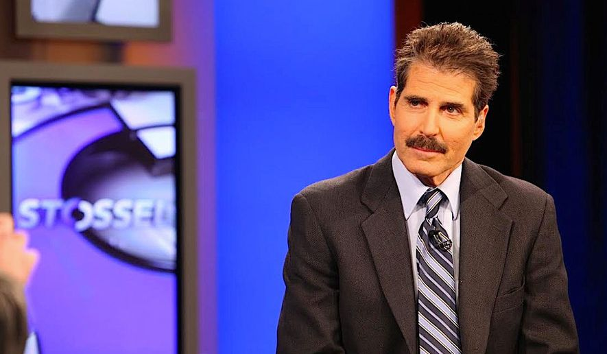 Fox Business Network host John Stossel (Fox Business Network) **FILE**