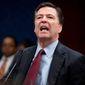 FBI Director James B. Comey. (Associated Press)