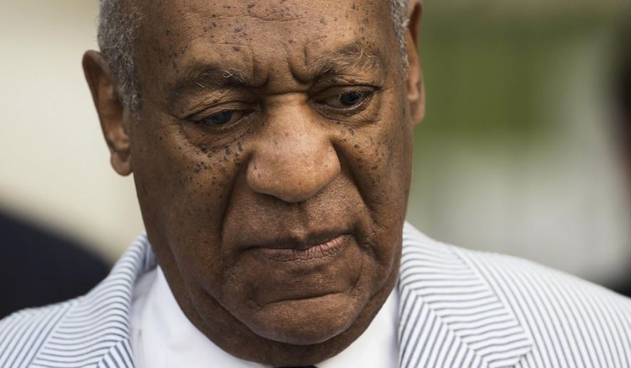 """FILE - In this Tuesday, Sept. 6, 2016, file photo, Bill Cosby arrives for a pretrial hearing in his sexual-assault case at the Montgomery County Courthouse in Norristown, Pa. Prosecutors preparing for Cosby's sexual-assault trial hope to call 13 other accusers to try to show he drugged and molested women as part of a """"signature"""" crime spree over five decades. The defense will attack their credibility and try again to have the case thrown out at a pretrial hearing starting Tuesday, Nov. 1, in suburban Philadelphia. (AP Photo/Matt Rourke, File)"""