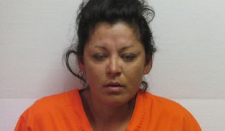 Red Fawn Fallis, 37, was charged with attempted murder and other charges Monday in an incident Thursday at a Dakota Access pipeline protest. Authorities say she fired three shots and deputies and openly regretted not hitting any.