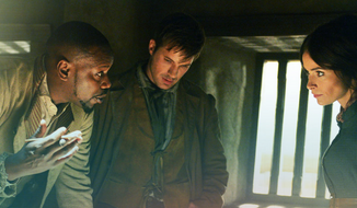"Screen capture from the official ""Timeless"" page at NBC.com/Timeless."