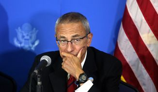 John Podesta (Associated Press)