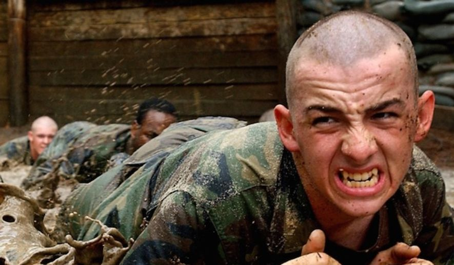 Basic Training Photos >> Army Basic Training Lame For Years Finally Poised To Toughen