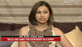Indian shooting champion Heena Sidhu is boycotting the Asian Airgun Shooting Championship to be held in Iran this year because female competitors will be forced by law to wear a hijab. (NDTV)