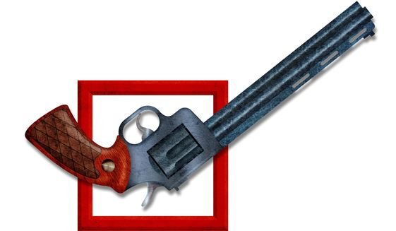The Vote of Gun Owners Illustration by Greg Groesch/The Washington Times