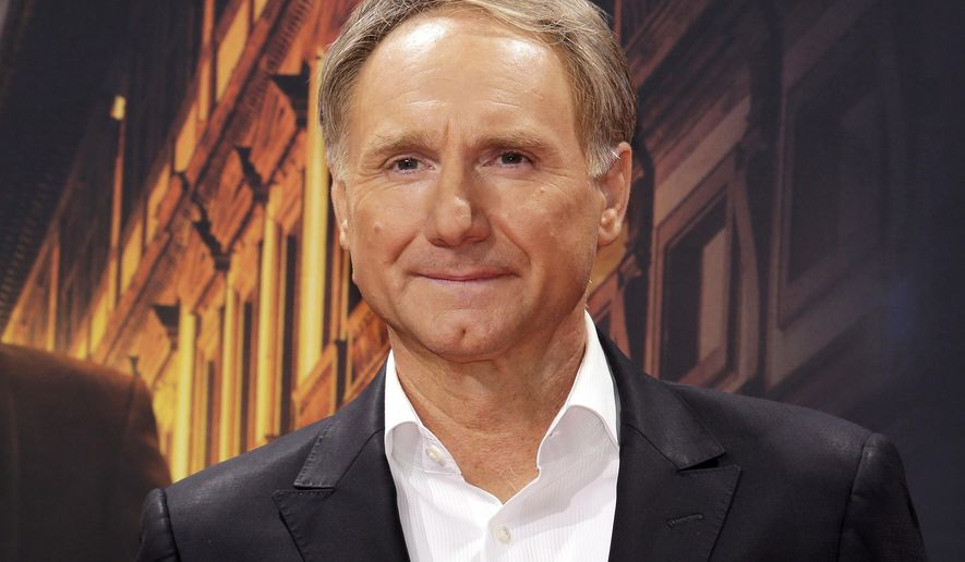 "FILE - In this Oct. 10, 2016 file photo, author Dan Brown arrives for the premiere of the movie ""Inferno"" in Berlin.  Brown will attend BookCon, the fourth annual fan-based show to be held next June 3-4 at the Jacob K. Javits Convention Center in New York. (AP Photo/Markus Schreiber, File)"