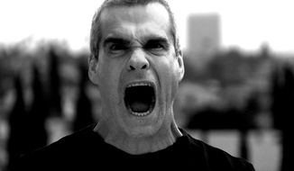 Henry Rollins.  (Vice)